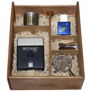 regalo gin tonic Botanic