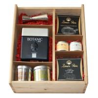 Pack Botanic Ultra Premium con productos gourmet y medidor