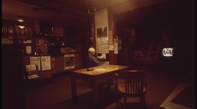 THIS_OLD_MAN_SPENDS_ALMOST_EVERY_EVENING_WATCHING_TV_ALONE_IN_THE_LOBBY_OF_THE_MIDLAND_HOTEL_-_NARA_-_552647