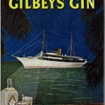 Gilbey´s Gin (1930s)