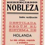 """""""Destilada según el sistema de Holanda..."""""""