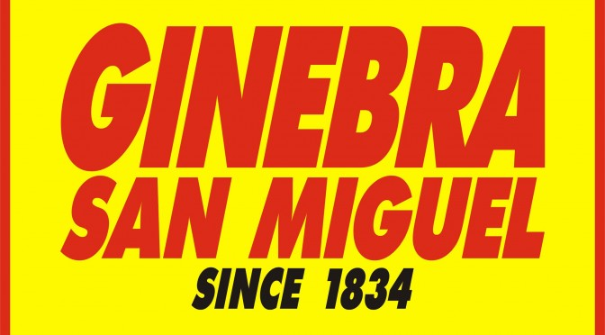 Ginebra San Miguel Since 1834