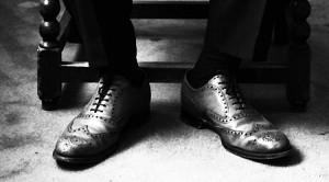 Gentlemen´s feet